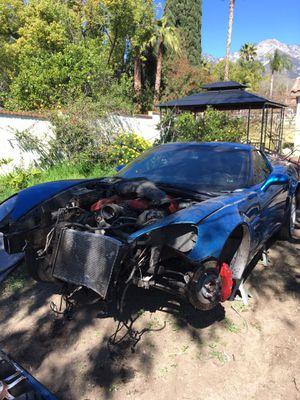 2008 Corvette Z06 for Sale in Rancho Cucamonga, CA