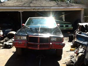 Parts only Pontiac Grand Prix firebird for Sale in Atlanta, GA