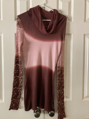 T party gorgeous Fall dress, Size L for Sale in Temecula, CA