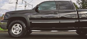 CHEVY SILVERADO WITH FAST AND RELIABLE ENGINE for Sale in West Valley City, UT