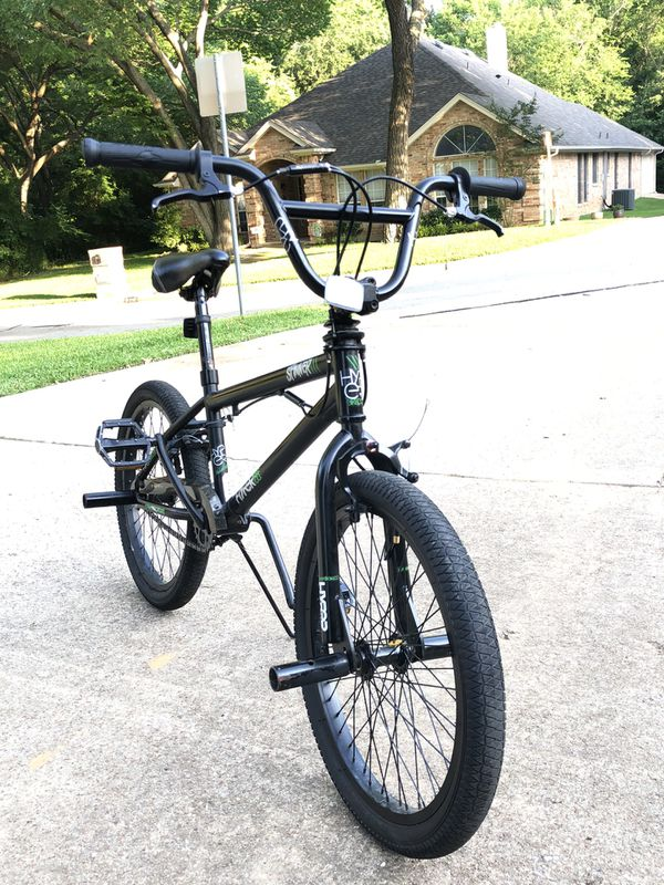 "20"" Hyper Spinner Freestyle BMX Bike"