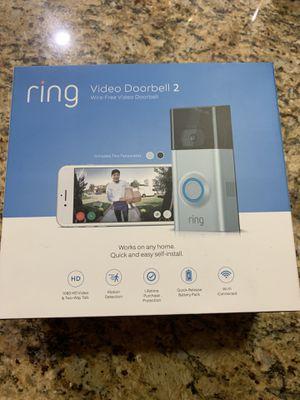 Ring doorbell for Sale in Arlington, TX