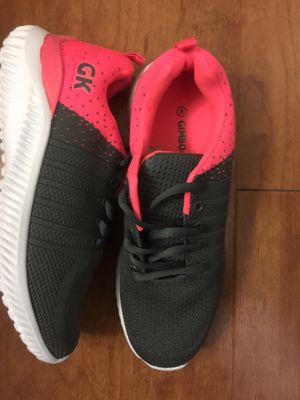 Brand new Girl sneakers big kid size 5 (pick up only) for Sale in Alexandria, VA