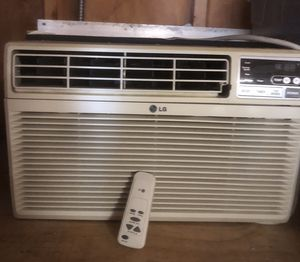 LG Window Air Conditioner Unit for Sale in Whittier, CA