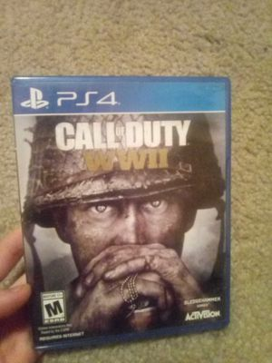 Call of duty ww2 for Sale in Beaverton, OR