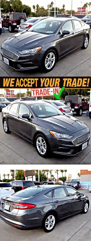 2014 Ford Fusion Titanium for Sale in South Gate, CA
