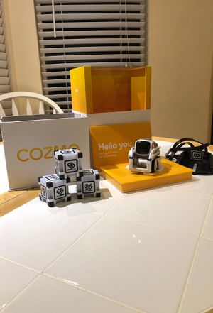 Anki Cozmo toy robot for Sale in Fort Lauderdale, FL