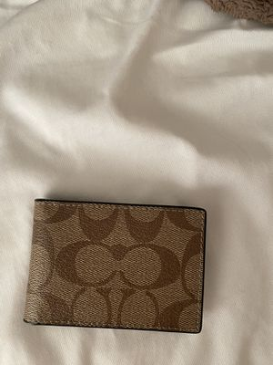 Coach card holder for Sale in Newberg, OR