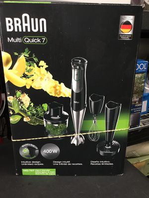 BRAUN HAND BLENDER for Sale in Downey, CA