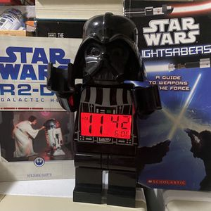 Darth Vader Lego Style Alarm Clock for Sale in Damascus, OR