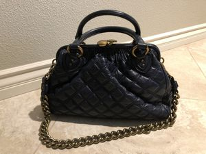 Marc Jacobs Navy Stam Quilted Bag for Sale in Orange, CA