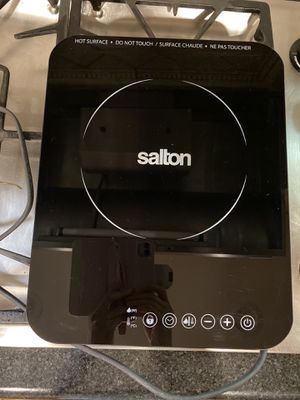 Salton cooktop for Sale in Cupertino, CA