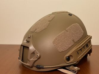 Plastic Airsoft Helmet for Sale in Gainesville,  VA
