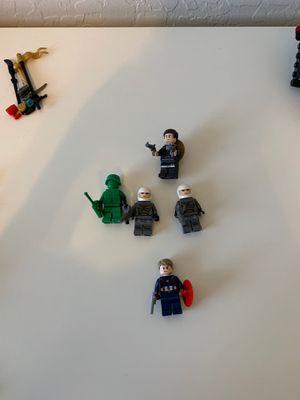 Random Lego guys for Sale in Gilbert, AZ