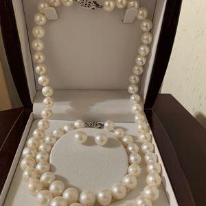 Freshwater pearl Set for Sale in Rustburg, VA