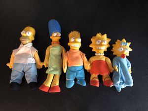 Simpsons Collectible Toys for Sale in Palm Harbor, FL