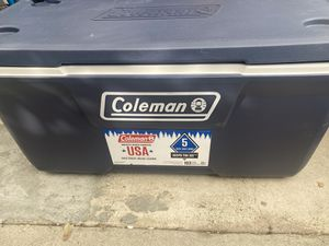 Coleman Xtreme cooler 120 qt for Sale in Los Angeles, CA