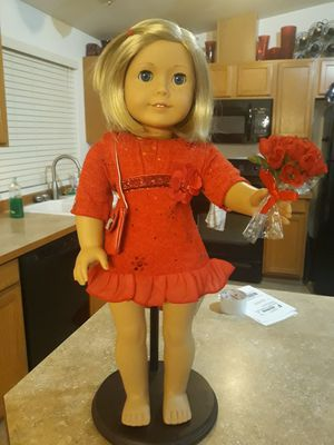 Authentic American girl doll Kit with accessories for Sale in Lacey, WA