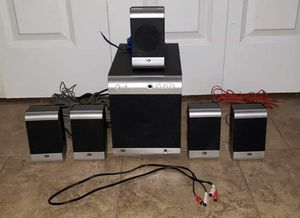 Durabrand Home Theater Sound System with Subwoofer for Sale in O'Fallon, IL