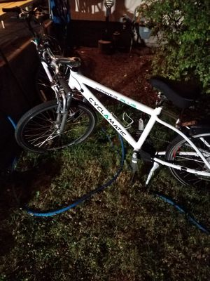 Electric bike cyclamatic for Sale in Fairview, OR