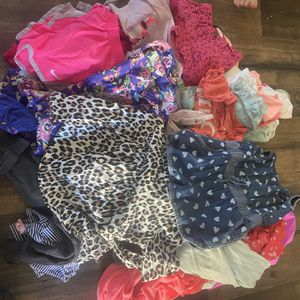 Assortment Of Girls Clothes 3-5T for Sale in La Habra Heights, CA