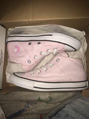 Pink converses size 1 for Sale in Vidalia, GA