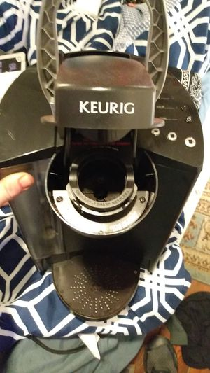 Kurig coffee maker , model K40, works great and looks great, need gone asap for Sale in New Orleans, LA