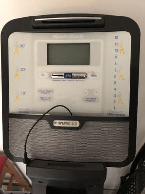 NordicTrack AudioStrider 800 Elliptical for Sale in Los Angeles, CA