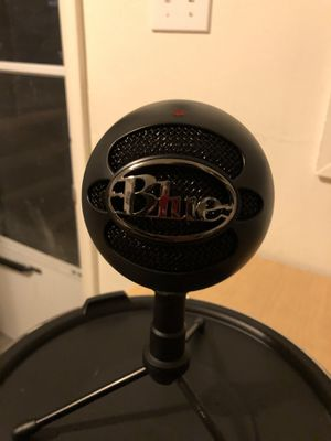 Blue Snowball Microphone for Sale in Littleton, CO