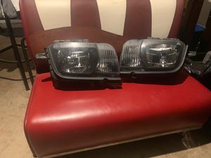 2010-2014 camaro headlights GM for Sale in Atwater, CA