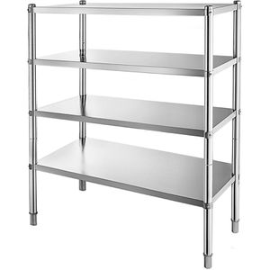 Stainless Steel Shelving Unit for Sale in Rancho Cucamonga, CA