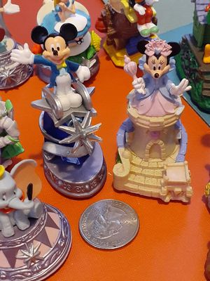 All for $40! Vintage tokyo Disneyland character float train toy for Sale in Tacoma, WA
