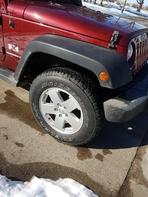 Bridgestone Tires for Jeep or truck. for Sale in Bay City, MI