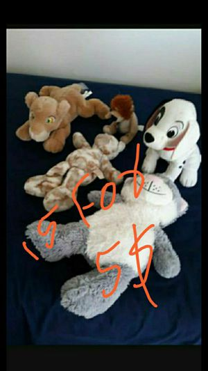 Stuffed animals 15 for 5$ for Sale in Livermore, CA