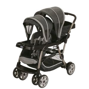Ready2Grow Click Connect Double Stroller for Sale in Lawndale, CA