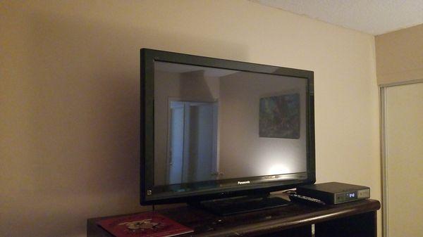 """50"""" Panasonic Flat screen TV"""