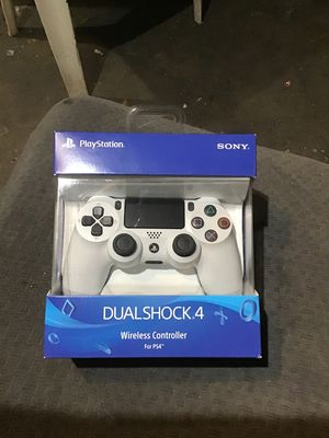 PS4 Dual Shock 4 Wireless Controller for Sale in Modesto, CA