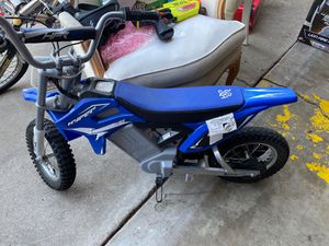 Hyper scooter motorcycle bike pocket bike dirt bike for Sale in Los Angeles, CA