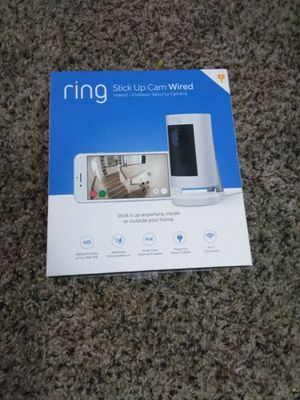 Ring stick up cam for Sale in Tempe, AZ