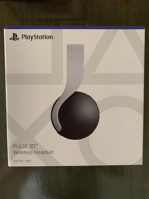 Sony 3D Pulse Headphones for PlayStation 5 & 4 for Sale in Tempe, AZ