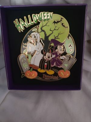 Disney Halloween 2005 Limited Edition pin for Sale in Milpitas, CA