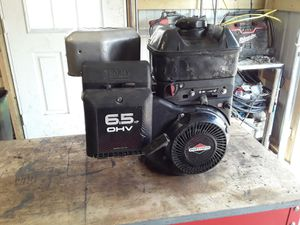 Briggs and Stratton 6.5 hp side shaft motor for Sale in Versailles, MO