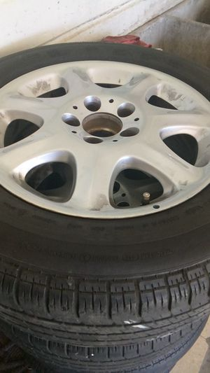 "Rims and tires 16"" for Sale in Atwater, CA"