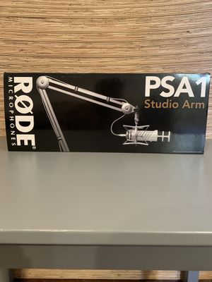 Rode NT1 and studio arm bundle for Sale in Los Angeles, CA