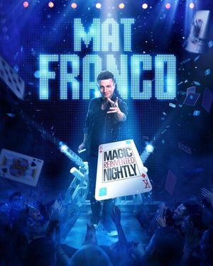 MAT FRANCO MAGIC REINVENTED NIGHTLY SHOW for Sale in Las Vegas, NV