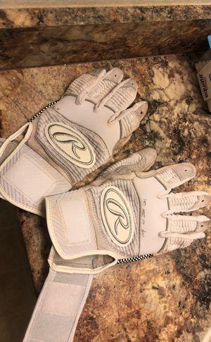 Rawlings baseball batting gloves for Sale in Fresno, CA