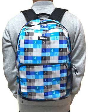 NEW! Fortnite Backpack kids Travel bag back to school video games piñata loot llama Battle Royale book bag for Sale in Long Beach, CA