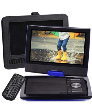 """11"""" Portable DVD Player with 9.5 inch HD Swivel Screen for Sale in El Monte, CA"""