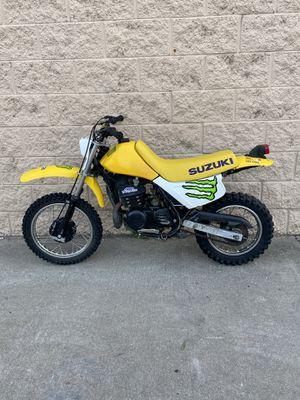 Suzuki 90cc dirt bike for Sale in Grosse Pointe Woods, MI
