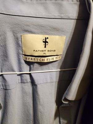 Dress shirts - slim fit for Sale in LRAFB, AR